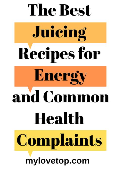 energy juicing recipes juice mylovetop
