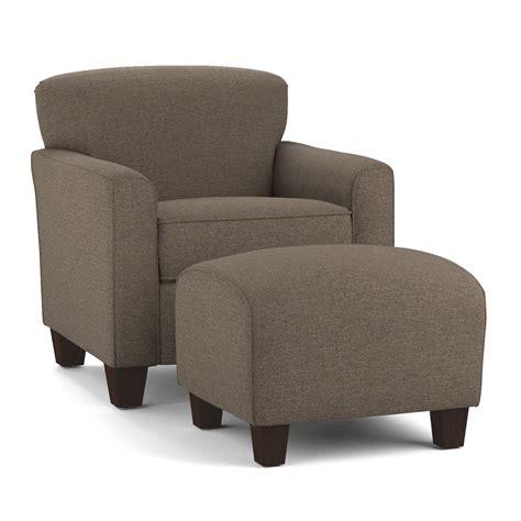 Armchairs And Ottomans by Alcott Hill Arm Chair Ottoman Set Reviews Wayfair