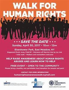 Walk For Human Rights - Long Island Weekly
