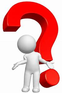 Free Clipart Of A Question Mark - ClipartXtras