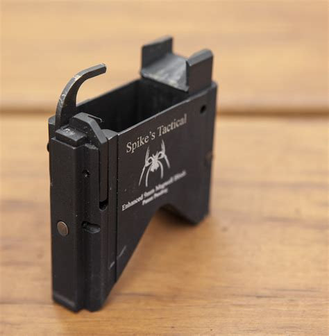 replacement lock for gun spike 39 s tactical 9mm enhanced magazine block discontinued