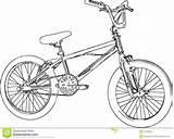 Coloring Bike Mountain Bmx Bicycle Getcolorings Getdrawings Dirt Printable Colorings sketch template