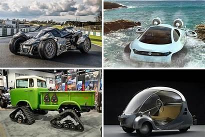 Cars Ever Built Craziest Ride Crazy Them