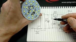 Inside An  U0026quot Intelligent U0026quot  Emergency Lamp With Schematic