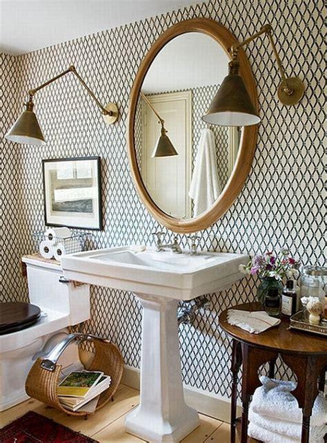 papier peint salle de bain pas cher papier peint pour salle de bain 45 id 233 es magnifiques archzine fr