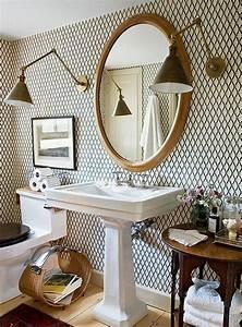 Papier Peint Salle De Bain : papier peint salle de bain pas cher maison design ~ Dailycaller-alerts.com Idées de Décoration