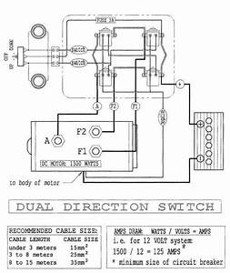 Grip 9500 Lb Electric Winch Wiring Diagram And Braden