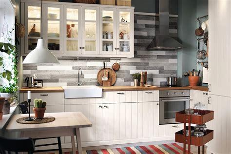 Cuisine Ikea  Des Cuisines Qui Donnent Envie De Mitonner