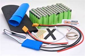 48v 20ah Maker Battery Module Kit  U2013 Diy Batteries