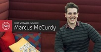 Meet the 50 Team: Software Engineer Marcus McCurdy • 50onRed