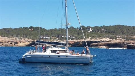 Catamaran Hire Barcelona by Sailing Catamaran Boats