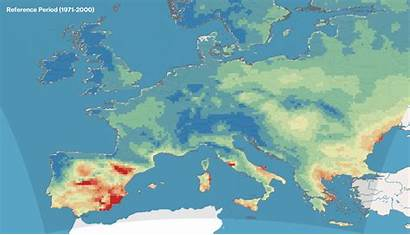 Climate Europe Satellite Change Spread Before Changing