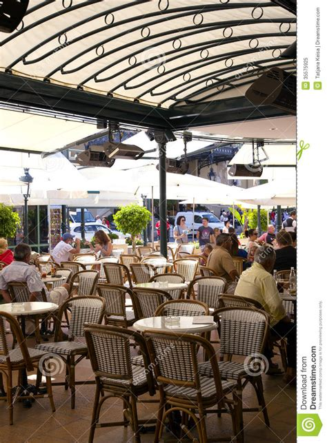 Littlefield Patio Cafe Summer Hours by Summer Patio Of Cafe De Pari With Wicker Furniture