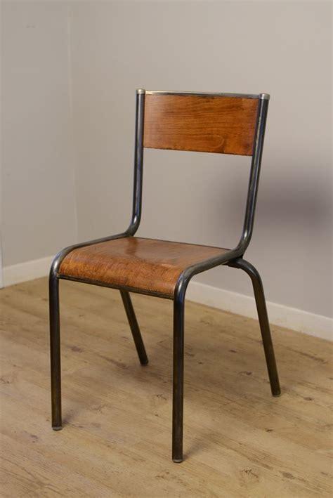 chaise d écolier chaise d 39 écolier mullca 510 gaston cavaillon 1947 seats