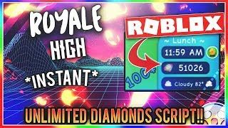 roblox high school  hack script pastebin money