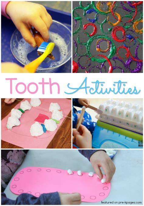 activities   dental health theme  preschool pre