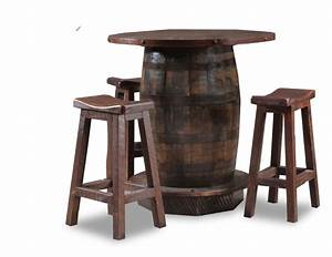 Attractive Rustic Bistro Table And Chairs Pub Tables Bars