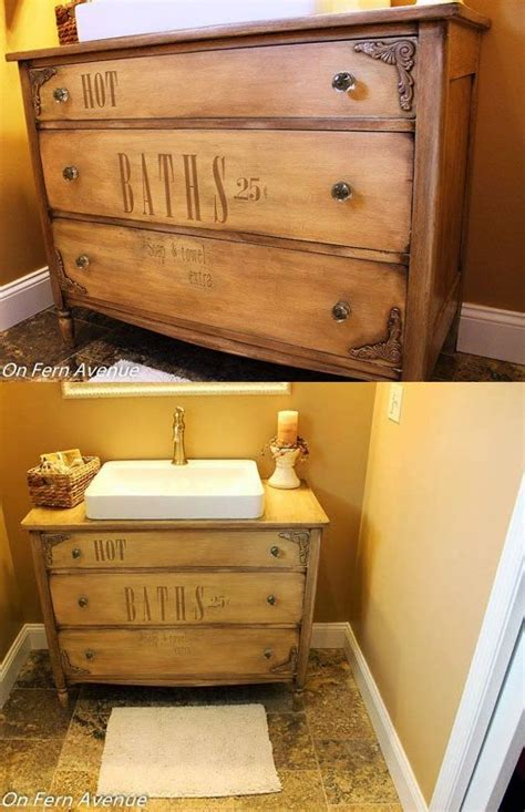 old dressers made into sinks a guide to turning a dresser into a vanity top drawer