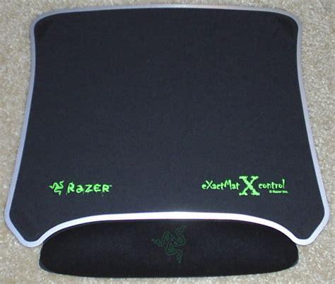 razer exactmat performance mouse pad review
