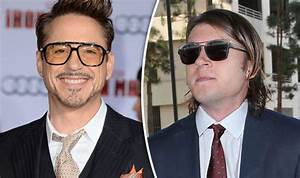Robert Downey Jr praised his son Indio for staying sober ...