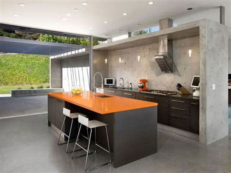 Modern Kitchens With Island by Contemporary Kitchen Ideas With Stainless Steel Kitchen
