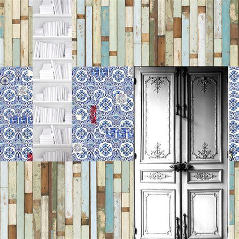 papier peint trompe l oeil pour chambre maison design