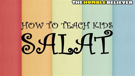 How To Teach Kids Salat  Nouman Ali Khan [funny] Youtube