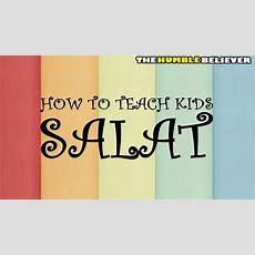 How To Teach Kids Salat  Nouman Ali Khan [funny] Youtube