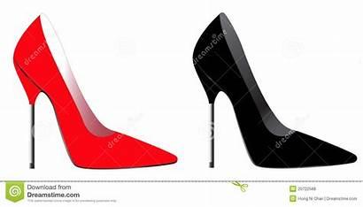 Heel Clipart Heels Shoe Shoes Illustration Royalty