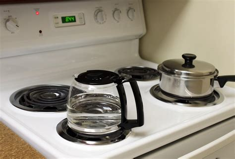 stove cooking stovetop making know while using heat mistakes were gas electric didn uneven