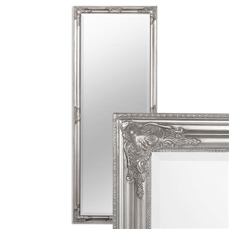spiegel barock silber spiegel bessa barock silber antik 180x70cm 2823