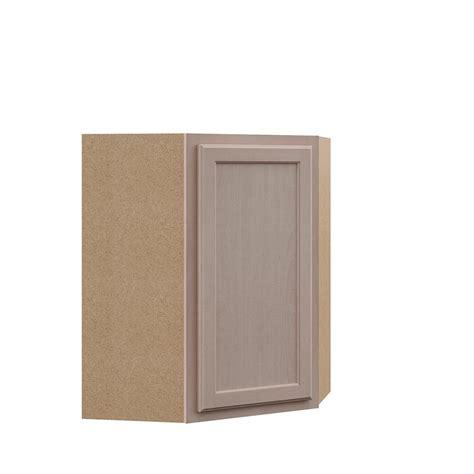 home depot kitchen wall cabinets assembled 24x30x12 in diagonal corner wall kitchen 7135