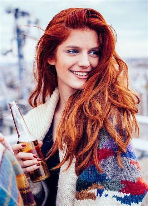 rote haare färben rote haare frisuren styling f 252 r rotes haar madame de