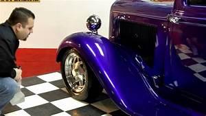 1933 Plymouth 5 Window Steel Body Street Rod Classic