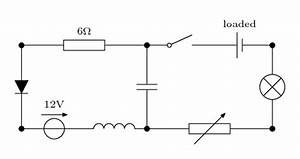 electrical circuit recipe With the example circuit