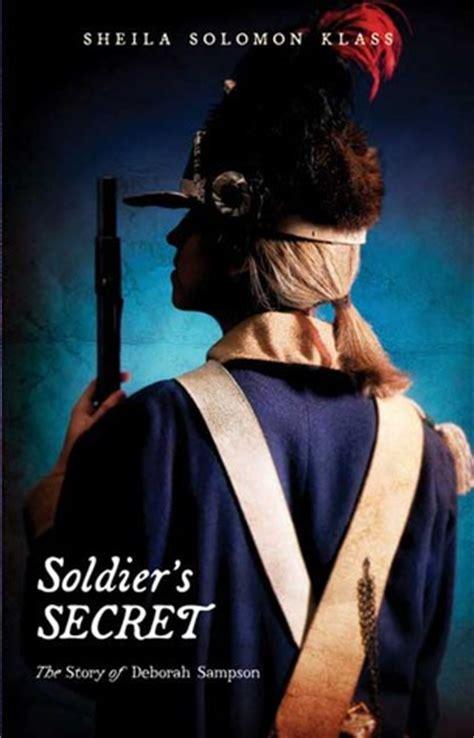soldiers secret  story  deborah sampson  sheila