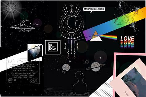 Aesthetic Backgrounds For Laptop black aesthetic laptop background wallpaper