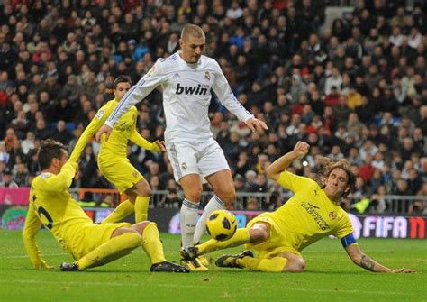 Karim Benzema Photos Photos: Real Madrid v Villarreal - La ...