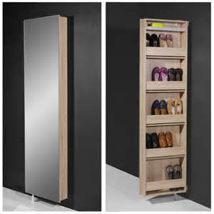 Ikea Bathroom Mirror Cabinet by High Resolution Mirrored Shoe Cabinet 2 Rotating Shoe
