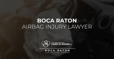 Boca Raton Airbag Injury Lawyer