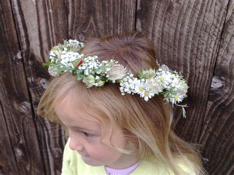 1000+ Images About Hair Flowers And Garlands/circlets