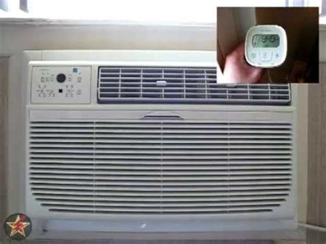Comfortaire Air Conditioner Models Bg81j & Bg123j