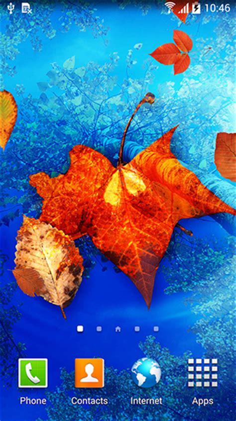 descargar autumn leaves  android gratis el fondo de