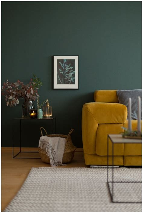 Frische Wanddekoration Mit Pflanzenoutdoor Dining Room With Green Plant Wall by Interior Trends 2018 Moody Greenery Wiener Wohnsinn