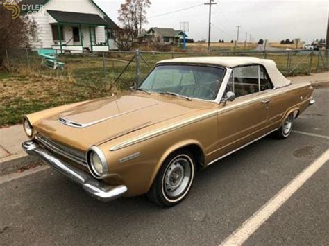 Classic Dodge Dart by Classic 1964 Dodge Dart Gt 2 Dr Convertible For Sale