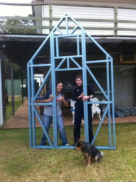 tiny abode  steel framed tiny house  australia