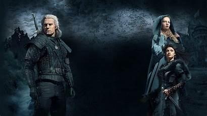 Witcher Henry Cavill Geralt Netflix Yennefer Ciri