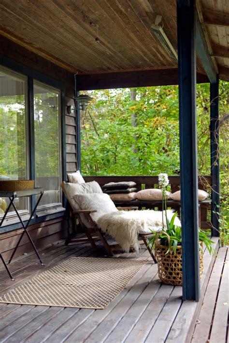 wooden veranda  terrace interior design ideas ofdesign