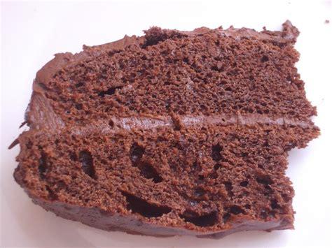 recette de gateau au chocolat en anglais
