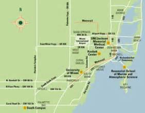 Miami Neighborhood Map of South Florida